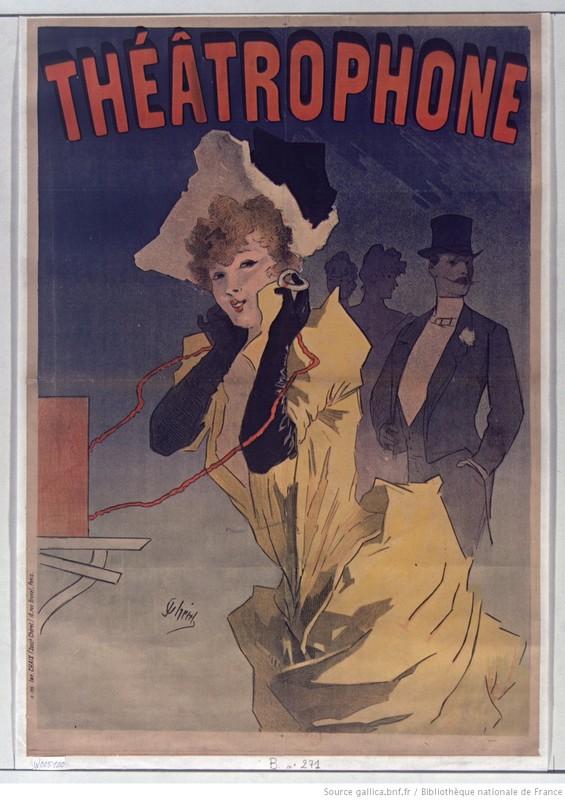 """""""The Théâtrophone"""""""