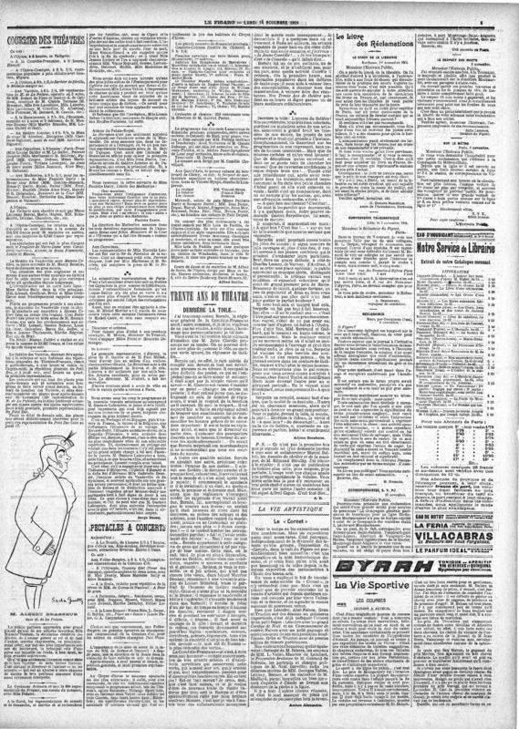 Figaro : journal non politique