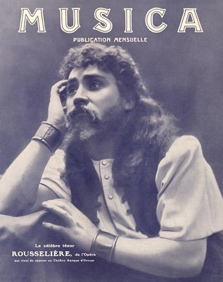 Rousselière- Musica