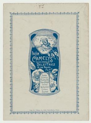 Théâtrophone Program for November 12-14, 1904 (p. 8)<br />